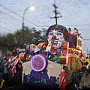 Bacchus In Bokeh Poster by Ray Devlin
