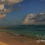 Bahama Ocean View Poster