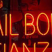 Bail Bonds Poster
