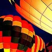 Balloon Glow 1 Poster