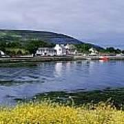 Ballyvaughan, Co Clare, Ireland Small Poster
