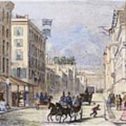 Baltimore, 1856 Poster