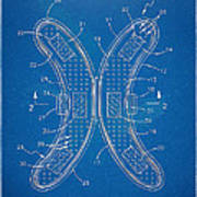 Banana Protection Device Patent Poster
