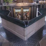 Baptismal Font Salisbury Cathedral - England Poster