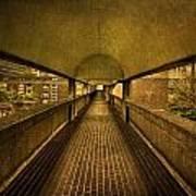 Barbican Walk Poster