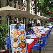 Barcelona Tapas Bar Poster
