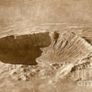 Barringer Crater Poster