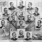 Baseball, 1894 Poster