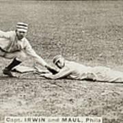 Baseball Game, C1887 Poster by Granger