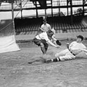 Baseball Game, C1915 Poster