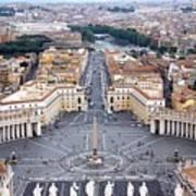 Basilica Di San Pietro Poster