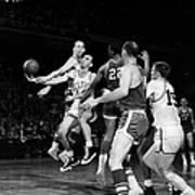 Basketball Game, C1960 Poster