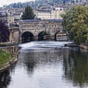 Bath England Poster