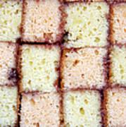 Battenburg Cake Poster
