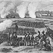 Battle Of Chapultepec Poster