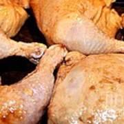 Bbq Chicken Poster