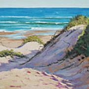 Beach Dunes Poster