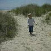 Beach Memories Poster