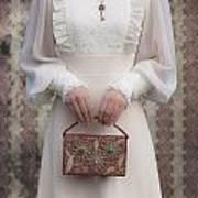 Beaded Handbag Poster by Joana Kruse