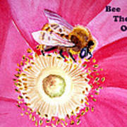 Bee The One Poster