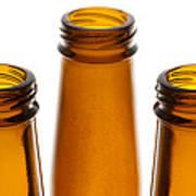 Beer Bottles 1 B Poster
