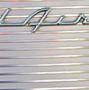 Bel Air Emblem Poster