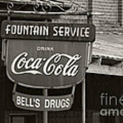 Bell's Drugs - D003280 Poster