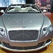 Bentley Starting Price Just Below 200 000 Poster
