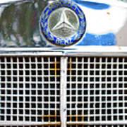 Benz Poster