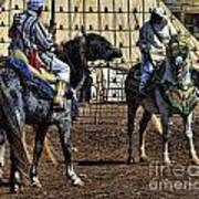 Berbers Morocco Poster