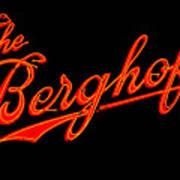 Berghoff Poster