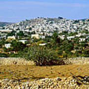 Bethlehem Birthplace Of Jesus Poster