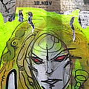 Beware Of Me Poster by Jez C Self
