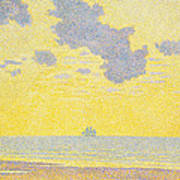 Big Clouds Poster