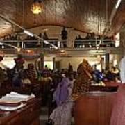 Big Nigerian Church In Lagos Poster