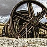 Big Wheels Poster