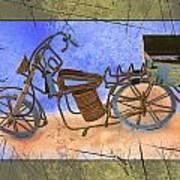 Bike 2a Poster
