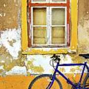 Bike Window Poster