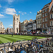 Bikes Cambridge Poster