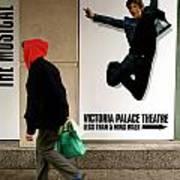 Billy No Mates Poster