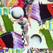 Binary Jitter Poster