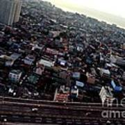 Birds Eye View Of The Pasay City Poster