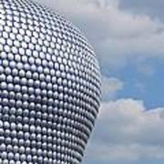Birmingham Modern Building Poster
