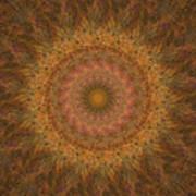 Birthing Mandala 18 Poster