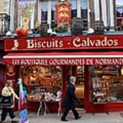 Biscuits And Calvados Poster