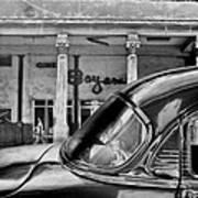 Black Car Havana Poster