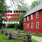 Black Creek Poster Poster