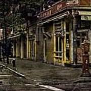 Bleeker Street Seven Am Poster