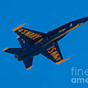 Blue Angels 18 Poster