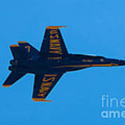 Blue Angels 21 Poster